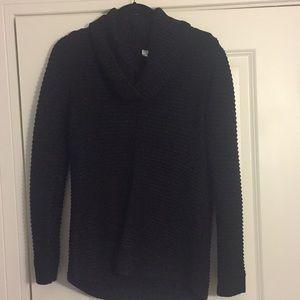 Calvin Klein oversize black sweater